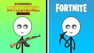 Download Pubg Mobile Vs Fortnite Mobile Video