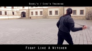 Download Sword's Path | Fight like a Witcher - Eskel's/Ciri's Training Video