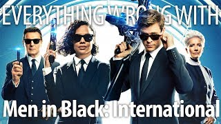 Download Everything Wrong With Men in Black: International In Flashy Thing Minutes Video
