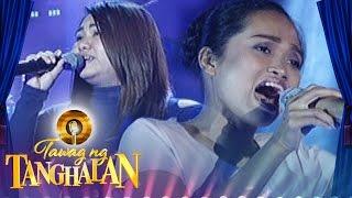 Download Tawag ng Tanghalan: Rushyen Marie Buensuceso vs Joylaine Canonio Video
