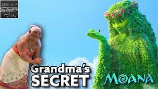 Download The Shocking TRUTH About the Grandma From Moana - Disney [Theory] Video
