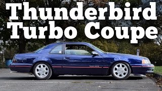 Download Regular Car Reviews: 1988 Ford Thunderbird Turbo Coupe Video