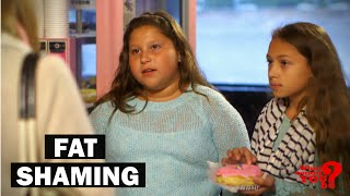 Download Mother Fat Shames Daughter | What Would You Do? | WWYD Video
