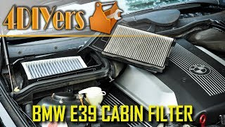 Download DIY: BMW E39 Cabin Filter Replacement Video