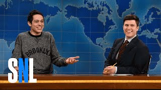 Download Weekend Update: Pete Davidson on Transgender Rights - SNL Video