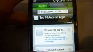 Download Top 10 Android Apps - Dolphin Browser HD Review Video