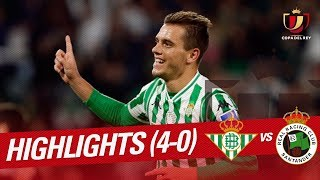 Download Resumen de Real Betis vs Real Racing Club de Santander (4-0) Video