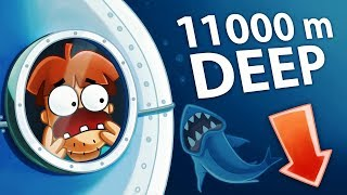 Download What Happens To You In The Bottom Of Mariana Trench? Video