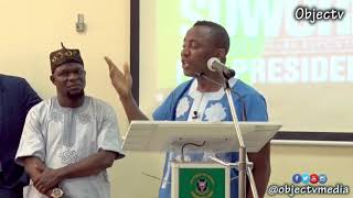 Download Ibadan Youths Town Hall Engagement with Sowore Video