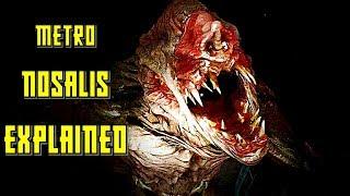 Download Metro 2033 and Last Light Nosalis Biology Explained | Behavior, Morphology, Evolution, and Variants Video