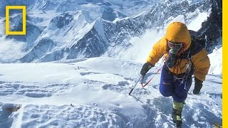 Download Ed Viesturs: The Will to Climb | Nat Geo Live Video