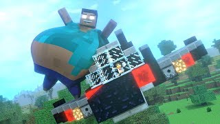Download Top 5 Funny Minecraft Animations (By MrFudgeMonkeyz) Video