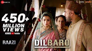Download Dilbaro - Full Video | Raazi | Alia Bhatt | Harshdeep Kaur, Vibha Saraf & Shankar Mahadevan Video