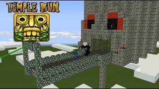 Download Monster School : TEMPLE RUN CHALLENGE - Minecraft animation Video