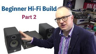 Download Beginner Budget Hi-Fi Build: Part 2 Video