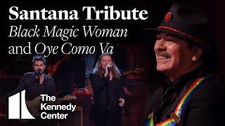 Download Black Magic Woman and Oye Como Va (Santana Tribute) - Juanes, Tom Morello, Fher Olvera - 2013 Video