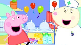 Download Peppa Pig Full Episodes | Hospital | Cartoons for Children Video