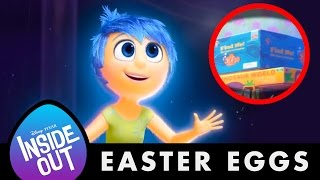 Download 10 Hidden Disney Movie Secrets About Inside Out | Disney Facts by Oh My Disney Video