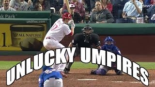 Download MLB: Unlucky Umpires Video