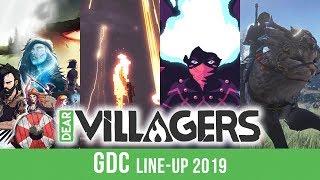 Download Dear Villagers - GDC 2019 Line-up Trailer Video