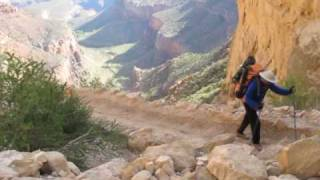 Download Grand Canyon Hiking: The Bright Angel Trail Video