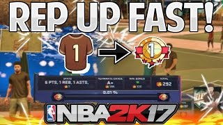 Download NBA 2K17 FASTEST WAY TO REP UP Video
