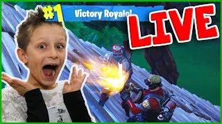 Download Back for the Victory Royale!!! Mini NINJA Live Stream :) Video