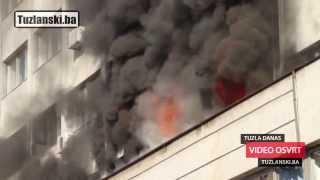 Download Tuzla protesti: Eskalacija nereda, paljenje zgrade vlade! Video