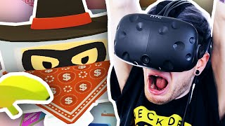 Download I GET ROBBED IN VR!! | Job Simulator Video