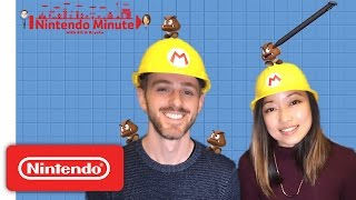 Download Super Mario Maker for Nintendo 3DS – Nintendo Minute Video