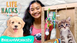 Download Pet Hacks   LIFE HACKS FOR KIDS Video