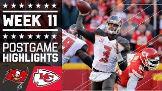 Download Buccaneers vs. Chiefs | NFL Week 11 Game Highlights Video