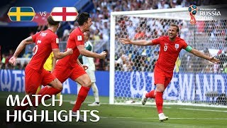 Download Sweden v England - 2018 FIFA World Cup Russia™ - Match 60 Video