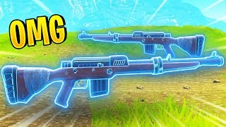Download EPIC HUNTING RIFLE PLAYS | Fortnite Best Stream Moments #60 (Battle Royale) Video