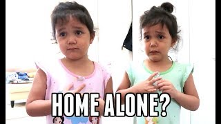 Download Twins Thought I Left Them Home Alone - ItsJudysLife Vlogs Video