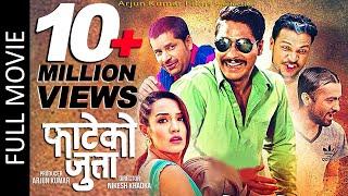 Download FATEKO JUTTA - New Nepali Full Movie 2019 | Saugat Malla | Priyanka Karki | Barsha Raut | Dayahang Video