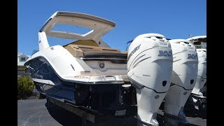 Download 2018 Sea Ray SLX 310 Outboard For Sale at MarineMax Naples Yacht Center Video