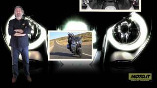 Download BMW K 1600 GT e GTL - Nico Cereghini - Moto.it Video