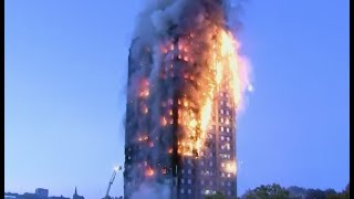 Download Death Toll Rising In London Apartment Fire Video