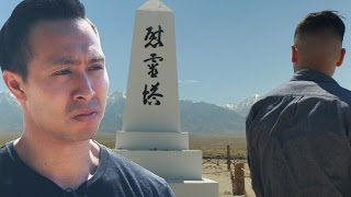 Download Japanese-Americans Visit A WW2 Incarceration Camp Video