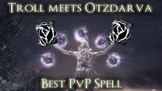 Download Troll meets Otzdarva's Best PvP Spell - Dark Souls 3 Video