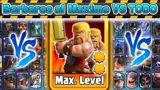 Download Barbaros al MAXIMO Vs TODO Minimo Video