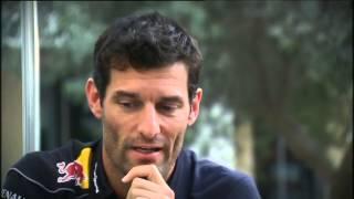 Download Mark Webber y el juego imposible con Nira Juanco Video