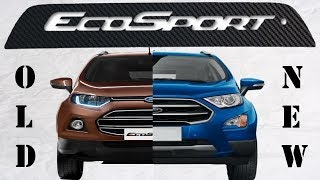 Download Old Ecosport Vs New Ecosport | 2017 Video