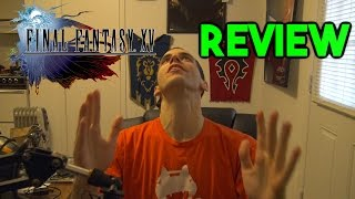 Download Final Fantasy XV Review - Final Fantasy 15 Game Review (Gameplay, Story + Open World) (FF15) (FFXV) Video