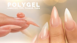 Download PolyGel: Removal, Fill and Sculpting a French Fade Video
