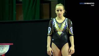 Download Asia D'Amato, Italy - Vault (1st Place) - 2018 International Gymnix Video