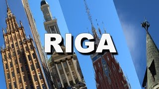 Download Top things to see in RIGA, LATVIA | Lettland | MrShitstorm Video