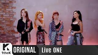 Download LiveONE(라이브원): MAMAMOO(마마무) Egotistic(너나 해) Video