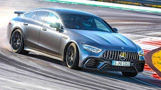 Download Mercedes AMG GT Engine Start | High Speed Driving On Track Great Engine Sound 2018 AMG Video CARJAM Video